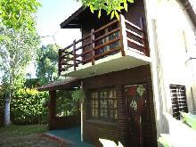 Los Alamos D: Casa en Villa Gesell