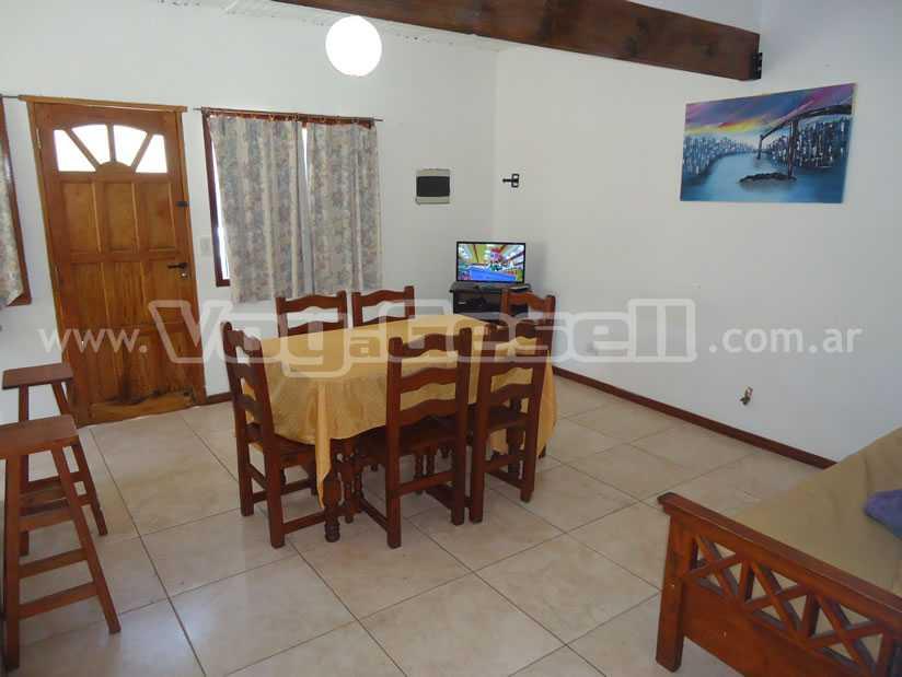 Departamento Cami y Cande en Villa Gesell zona Centro Comercial