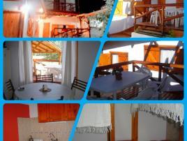Casa de Troncos: Casa en Villa Gesell