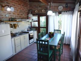 Casa Tipo Cabaña Miriam: Casa en Villa Gesell zona Centro.