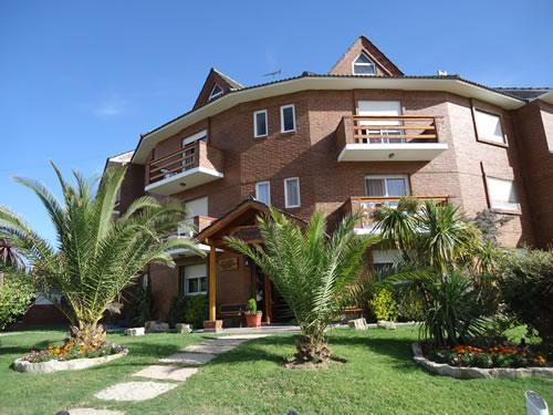 Edificio Aires del Mar: Departamento en Villa Gesell zona Sur.