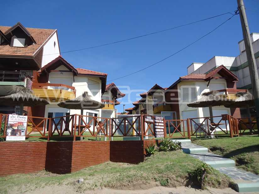 Dachas II 16: Departamento en Villa Gesell zona Centro.