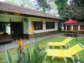 El Angel: Casa en Villa Gesell