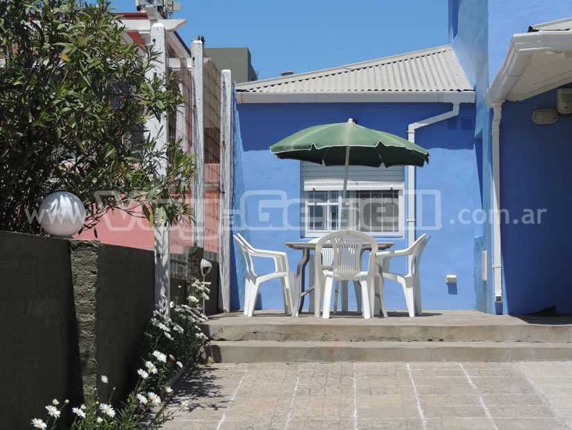 El Descanso Norte: Casa en Villa Gesell zona Barrio Norte.