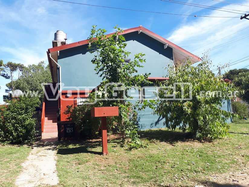 Alquilo Departamento La Popona 3 en Villa Gesell zona Sur.