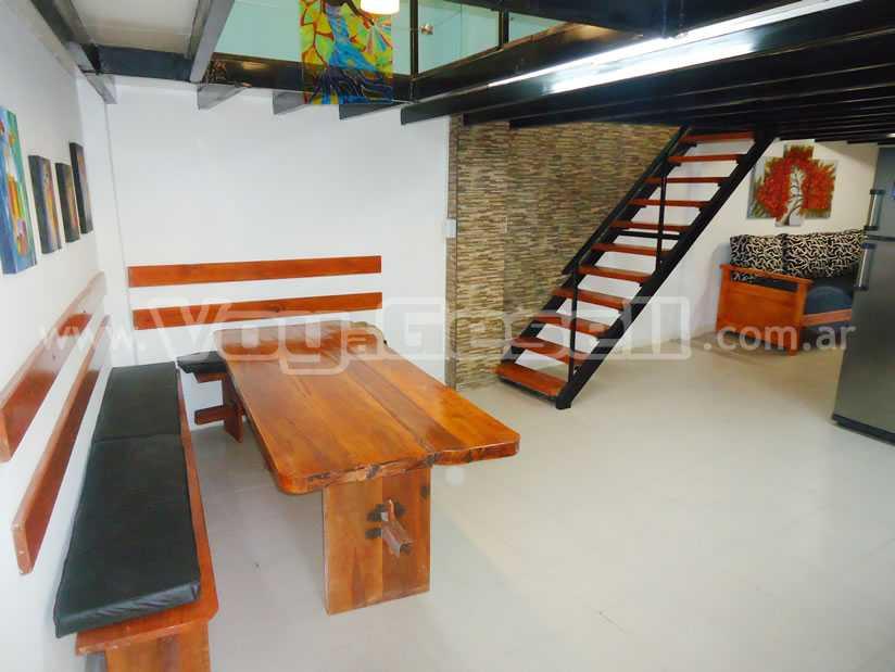 Loft Vitro: Departamento en Villa Gesell zona Sur.