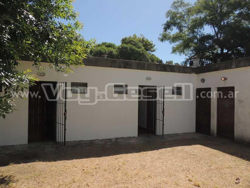 Alquilo Departamento Los Nuevos 4 en Villa Gesell zona Centro.
