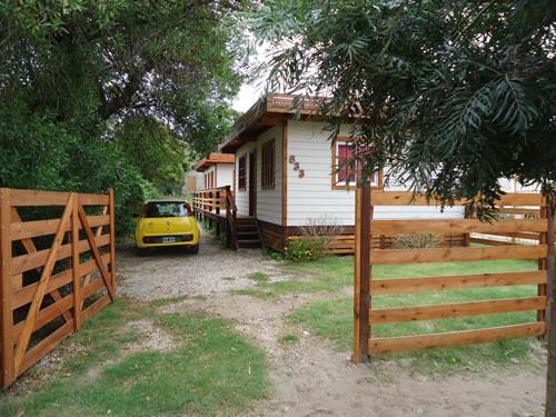 Alquilo Cabaña Manantial en Villa Gesell zona Centro.