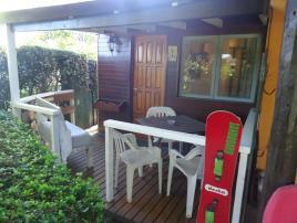Nehuen: Cabaña en Villa Gesell