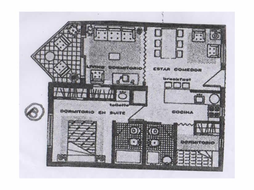 Orion 10B: Departamento en Villa Gesell zona Sur.