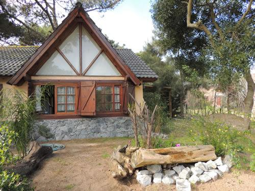 Cabaña Sol del Bosque 6 en Villa Gesell zona Sur