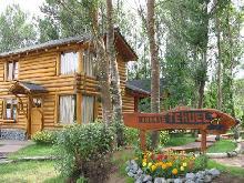 Tehuel: Cabaña en Las Gaviotas