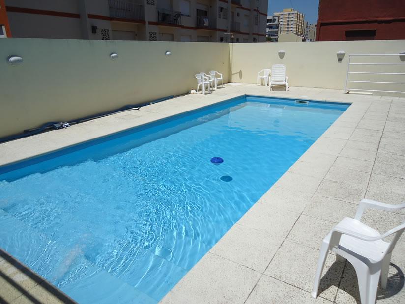 Alquilo Departamento Torre MetroPark 3B en Villa Gesell zona Centro Comercial.