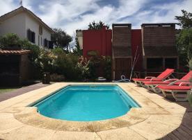 Villa Olimpia: Cabaña en Villa Gesell