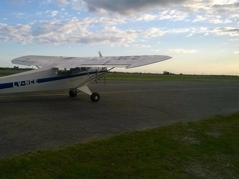 Aeroclub Villa Gesell: Excursiones en Villa Gesell.