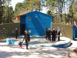 """Centro Cultural de Mar Azul """"Mercedes Sosa"""""""