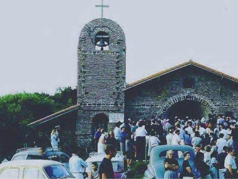 Parroquia Inmaculada Concepción: Iglesia en Villa Gesell.