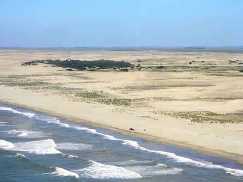 Reserva Dunicola Faro Querandi