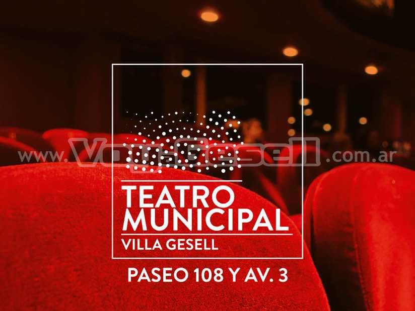 Teatro Municipal: Cines y Teatros en Villa Gesell.