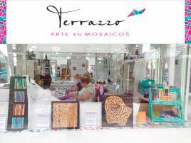 TERRAZZO arte en mosaicos: Paseo Comercial en Villa Gesell.