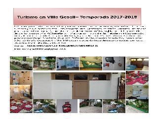 Casa La Guardilla en Villa Gesell zona Centro