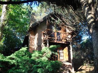 Cabaña Poetas del Bosque en Mar Azul