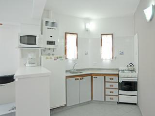 Departamentos con Servicios Condominio Octogono en Villa Gesell zona Barrio Norte