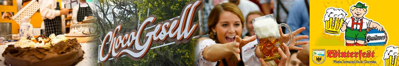 Finde Largo 17 de Agosto Winterfest & ChocoGesell - Villa Gesell